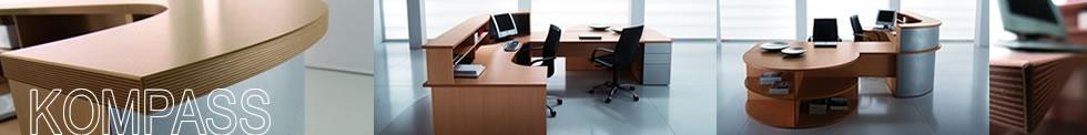 Kompass Reception Desks for sale