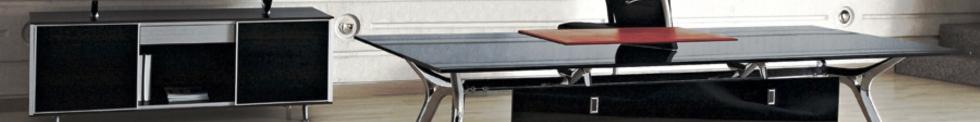 Arkitek Glass Desks for sale