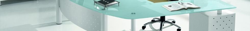 XT Next Glass Desks for sale