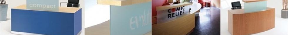 Evo - Class Reception Desks for sale