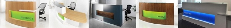 Evo - Xpression Reception Desks for sale