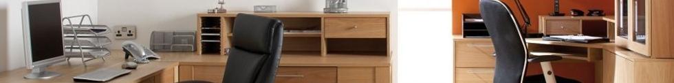 Oakwood Oak Veneer Office Furniture for sale