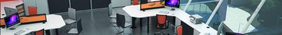 Westway Bench Desks - Free Install for sale