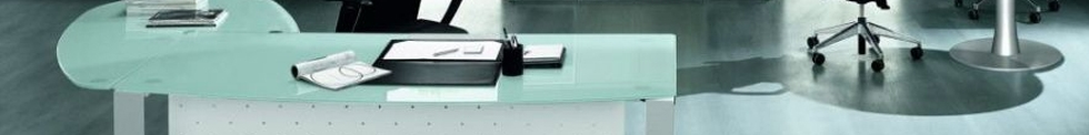 XT Ring Glass Desks for sale