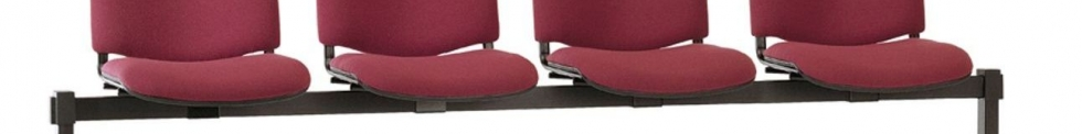 Fabric Beam Seating for sale