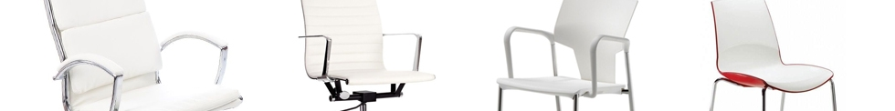 White Office Seating for sale