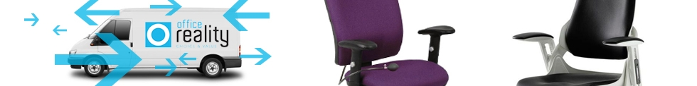 Fabric Operator Chairs for sale