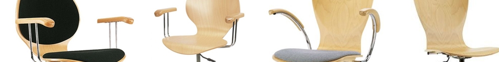 Wooden Operator Chairs for sale