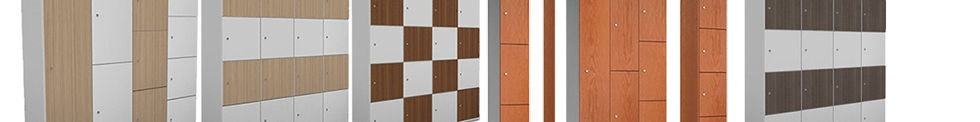 Wooden Lockers for sale