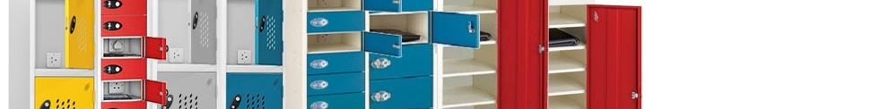 In-Charge Lockers for sale