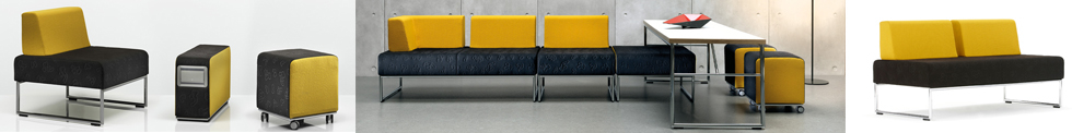 Pause Modular Seating for sale