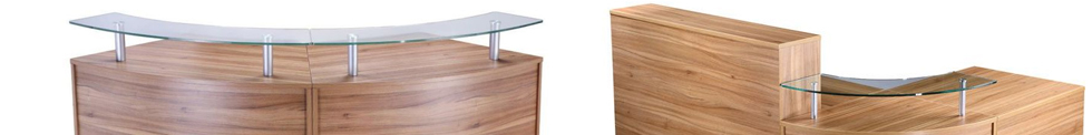 Tempo Reception Desks for sale