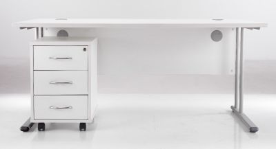 Desk And Under Desk Drawers Package
