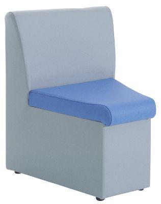 Modular Concave Sofa