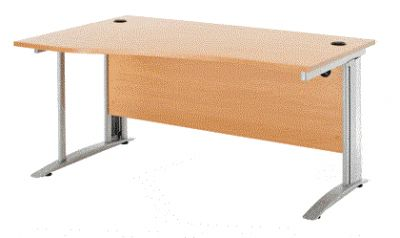 Right Hand Wave Desks