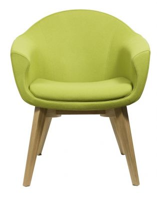Mortimer Designer Tub Chair Front