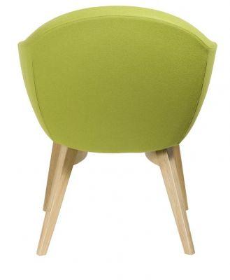 Mortimer Designer Tub Chair Rear