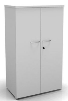 C01 Grey Mid Height Cupboard