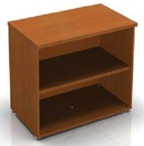 C01 Low Bookcase Cherry