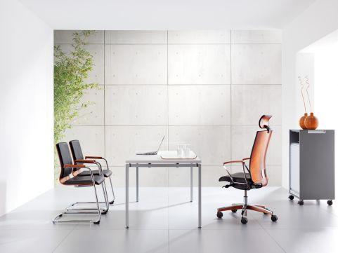 Mohito Designer Executive Chairs Mood Shot