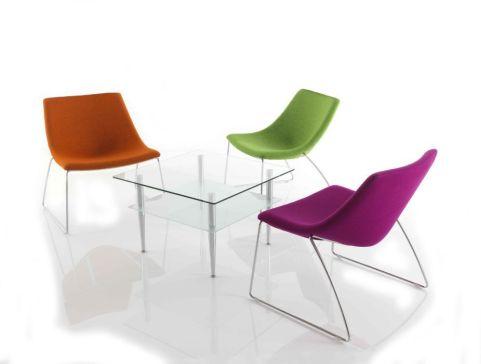 Curveo Designer Tub Chairs Group Shot