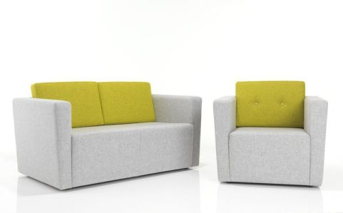 Seria Single Seater And Two Seater Sofa