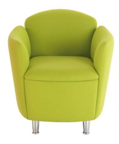 Toto Tub Chairs With High Chrome Feet