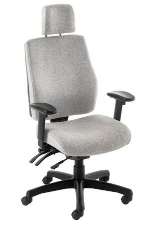 Performer High Back Upholstered Task Chair
