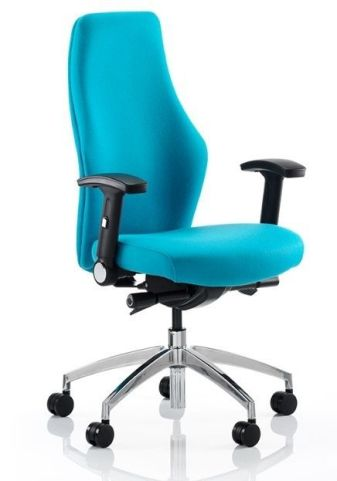 Flexico Ergonomic Chair With Height Adjustable Arms