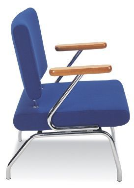 Koonect Low Chair With Arms