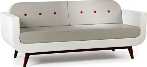 Kola Designer Sofas With Button Upholstery