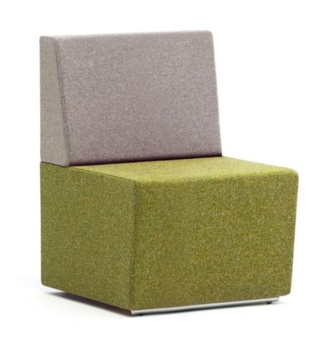 Totem Single Seater Modular Sofa With A Low Back