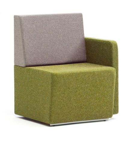 Totem Single Seater Sofa With A Left Hand Arm
