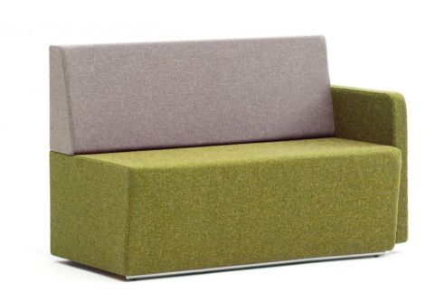 Totem Two Seater Modular Sofa With A Left Hand Arm
