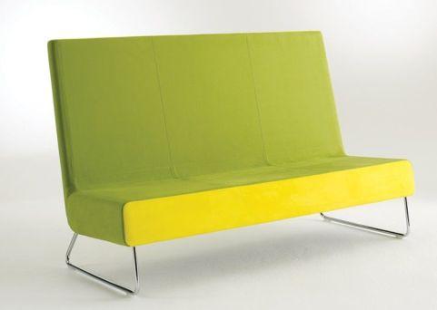 E&F Three Seater Modular Sofa