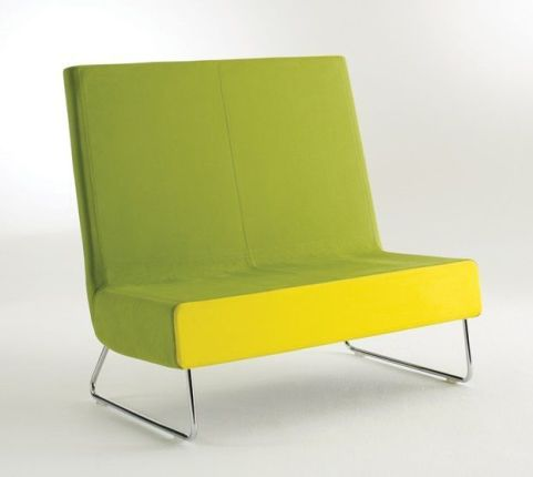 E&F Two Seater Modular Sofa
