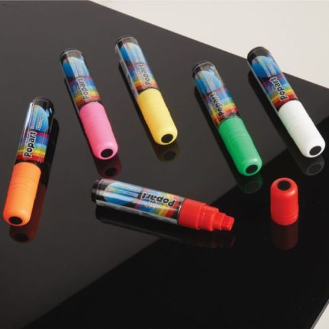 Blackboard And Glassboard Pens