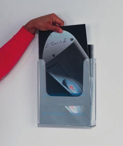 Single Pocket Leaflet Holders