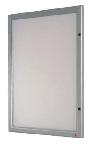Sw Weatherproof Lockable Poster Display