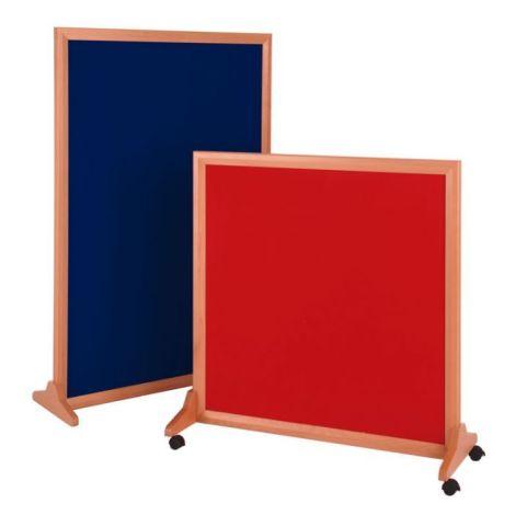 Vector Freestanding Wooden Framed Noticeboard