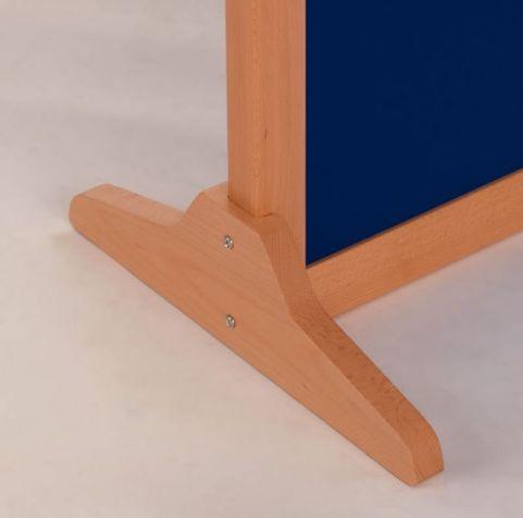 Vector Wooden Stabilser Feet