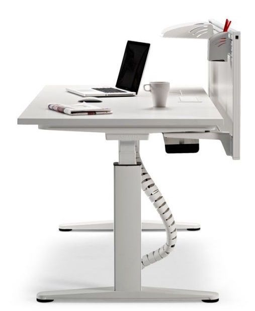 Brilliant Ergo X Height Adjustable Desks Electric Elevation Download Free Architecture Designs Sospemadebymaigaardcom