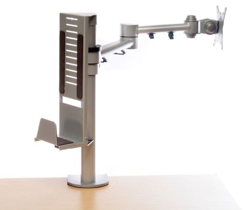 Pricebuster Computer Arm And Cpu Holder