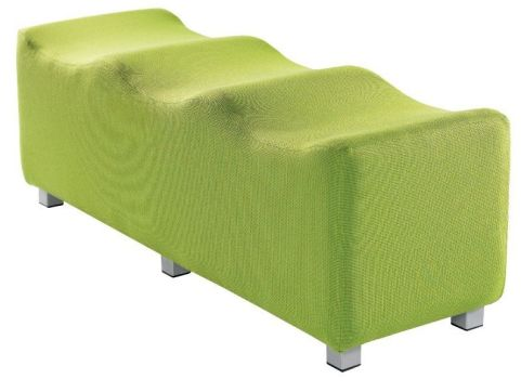 Scoopio Three Seater Bench