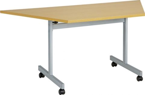 Draycott Trapezoidal Flip Top Table