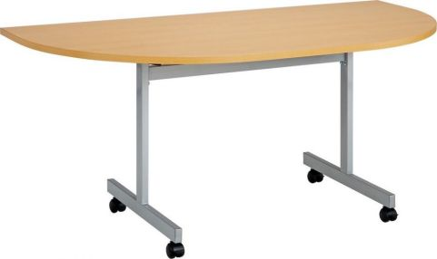Draycott Half Moon Flip Top Tables