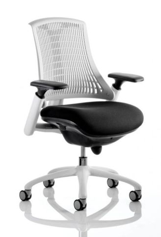Reactive Ergo Chair White Back