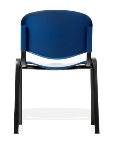 Trident Poly Chair Front View