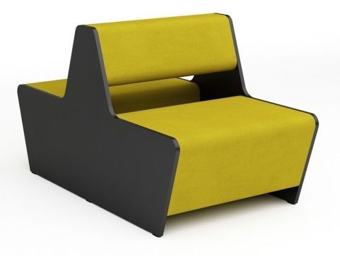 Charmant Magnitude Two Seater Double Bench Sofa