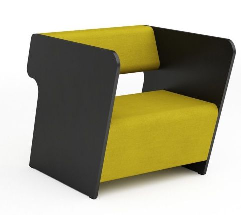 Magnitude Single Seater Sofa With Arms
